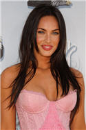 megan fox pink strapless dress The Perfect Babe   Megan Fox (pics)