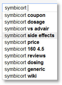 symbicort related search Search as Research   Using Search for Continuous Consumer Insights