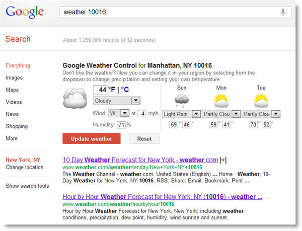 google weather control Google Weather Control   Crowdsourcing Weather From Citizen Meteorologists
