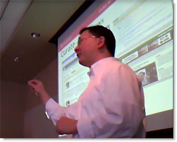 image Teaching Digital Strategy at Rutgers CMD