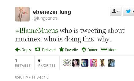 blamemucus